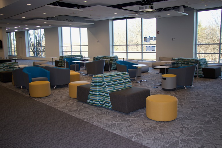 Innovation Center Now Open